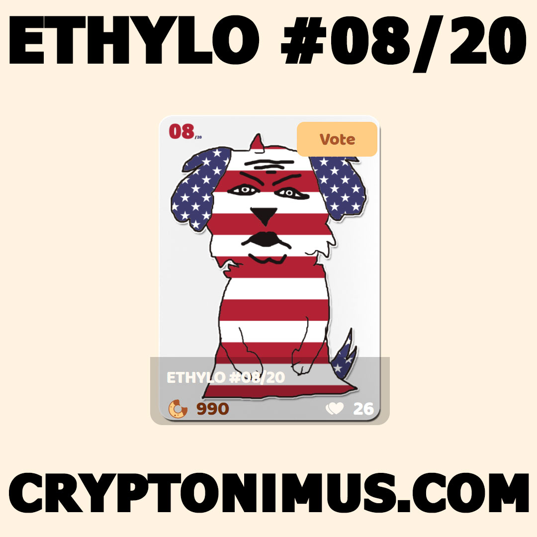 Ethylo 8 USA multiplies x100 its value in 1 day